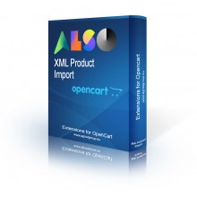 ALSO XML Product Import