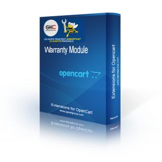 SKC Garantija Warranty module